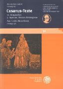Cover-Bild zu Bd. 3/Marginalien 05: Apuleius. Hermes Trismegistus. Aus Codex Bruxellensis 10054-56