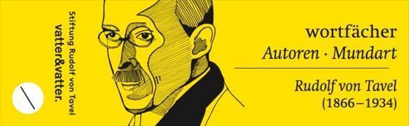 Cover-Bild zu Wortfächer Rudolf von Tavel