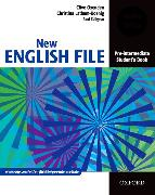 Cover-Bild zu Pre-Intermediate: New English File Pre-intermediate: Student's Book