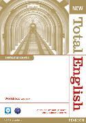 Cover-Bild zu New Total English Intermediate Workbook (with Key) and Audio CD