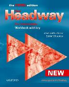 Cover-Bild zu New Headway: Pre-Intermediate Third Edition: Workbook (With Key)