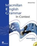 Cover-Bild zu Intermediate: Macmillan English Grammar In Context Intermediate Pack with Key