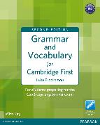 Cover-Bild zu Grammar and Vocabulary for Cambridge First (2nd Edition) Book (with Key)