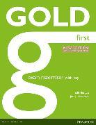Cover-Bild zu New Gold First NE 2015 Exam Maximiser w/ online audio (with key)