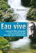 Cover-Bild zu Eau vive