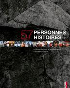 Cover-Bild zu 57 personnes - 57 histoires