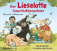 Cover-Bild zu Der Lieselotte Geschichtenschatz
