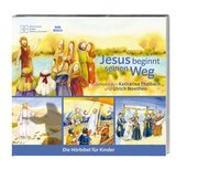 Cover-Bild zu Jesus beginnt seinen Weg