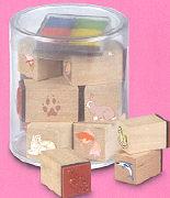 Cover-Bild zu Kleine Stempelbox Haustiere