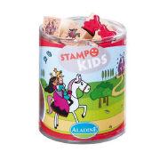 Cover-Bild zu Stampo Kids - Prinzessin