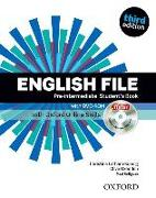 Cover-Bild zu English File third edition: Pre-intermediate: Student's Book with iTutor and Online Skills