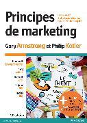 Cover-Bild zu Principes de Marketing 13e éd. + MyLab - Nouveau prix!