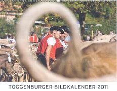 Cover-Bild zu Toggenburger Bildkalender 2011