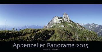 Cover-Bild zu Appenzeller Panorama 2015