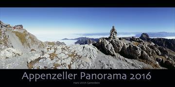 Cover-Bild zu Appenzeller Panorama 2016