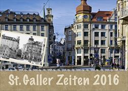 Cover-Bild zu St.Galler Zeiten 2016