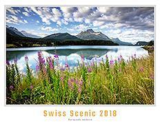 Cover-Bild zu Cal. Swiss Scenic Ft. 40x31 2018