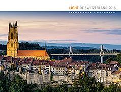 Cover-Bild zu Cal. Light of Switzerland Ft. 45x34 2018