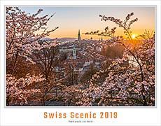 Cover-Bild zu Cal. Swiss Scenic Ft. 40x31 2019