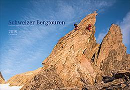 Cover-Bild zu Cal. Schweizer Bergtouren Ft. 48x33 2019