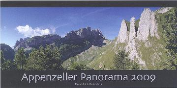Cover-Bild zu Appenzeller Panorama 2009