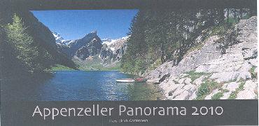 Cover-Bild zu Appenzeller Panorama 2010