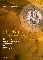 Cover-Bild zu Jost Bürgi, Kepler und der Kaiser