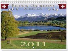 Cover-Bild zu Berner Oberland 2011