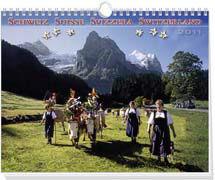 Cover-Bild zu Schweiz-Suisse-Svizzera-Switzerland 2011