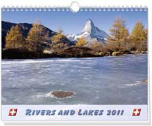 Cover-Bild zu Rivers and Lakes 2011