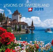 Cover-Bild zu Visions of Switzerland 2011