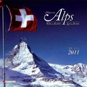 Cover-Bild zu Majestic Alps 2011
