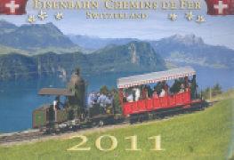 Cover-Bild zu Eisenbahn Chemin de Fer Switzerland 2011