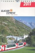 Cover-Bild zu Glacier-Express 2011