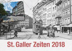 Cover-Bild zu St. Galler Zeiten 2018