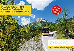 Cover-Bild zu Cal. PostAuto Ft. 48x33 2019