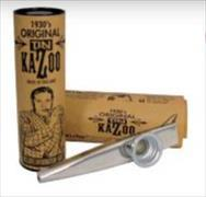 Cover-Bild zu Clarke Original Tin Kazoo. Silver Colour