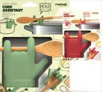 Cover-Bild zu Rocket Chef Hero Chef Assistant 3 In 1 -Green-