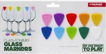 Cover-Bild zu Rocket Glass-Tonbury / Glass Markers