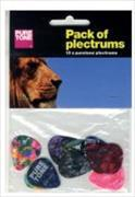 Cover-Bild zu Pack of Plectrums (10 Assorted)