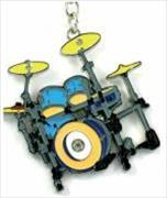 Cover-Bild zu Keyring Drum Kit