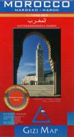 Cover-Bild zu Morocco Geographical Map 1 : 1 250 000. 1:1'250'000