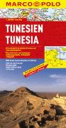 Cover-Bild zu Tunesien. 1:800'000