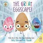 Cover-Bild zu John, Jory: The Good Egg Presents: The Great Eggscape!