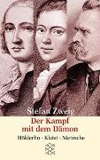 Cover-Bild zu Der Kampf mit dem Dämon von Zweig, Stefan