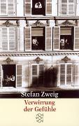 Cover-Bild zu Verwirrung der Gefühle - Gesammelte Werke in Einzelbänden von Zweig, Stefan