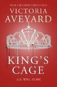 Cover-Bild zu Aveyard, Victoria: King's Cage (eBook)