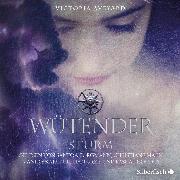 Cover-Bild zu Aveyard, Victoria: Wütender Sturm (Audio Download)