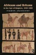 Cover-Bild zu Osborne, Myles (University of Colorado Boulder, USA): Africans and Britons in the Age of Empires, 1660-1980