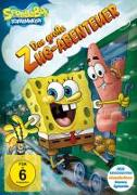 Cover-Bild zu Osborne, Kent: SpongeBob Schwammkopf - Das große Zug-Abenteuer